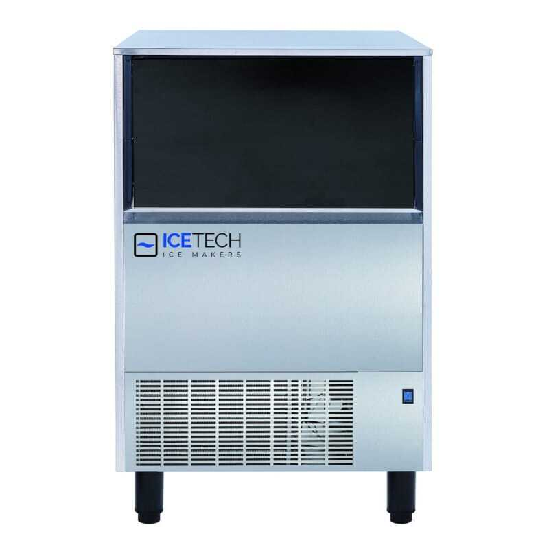 Machine à Glaçon IceTech PS à palettes - 82 Kg