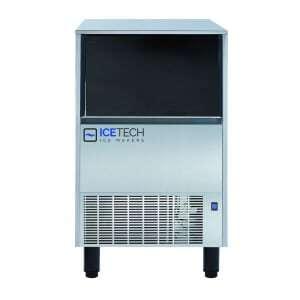 Machine à Glaçons IceTech PS à palettes - 62 Kg