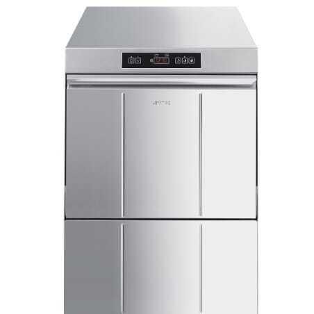 Lave Vaisselle Professionnel Ecoline électronique 50x50 SMEG - 1