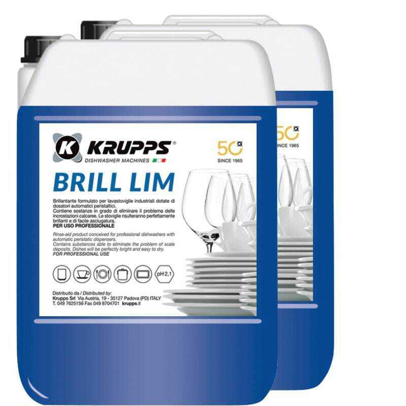 Lot de produit de rinçage KRUPPS