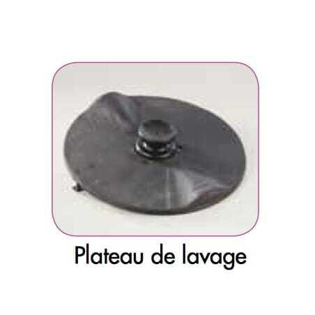 Plateau Lavage pour Eplucheuse Robot-Coupe - 1