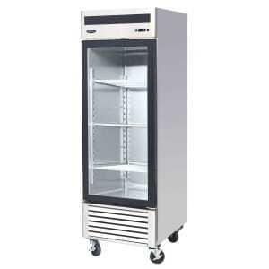 Armoire Vitrée Réfrigérée 600 Litres - Négative Atosa - 1