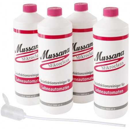 Mikroclean - Lot de 4 x 1L Mussana - 1