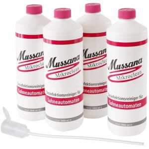 Mikroclean Mussana 12x1 Litres Mussana - 1