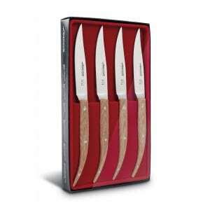 Coffret Couteaux à Steak 11 cm - Micarta Beige Arcos - 1