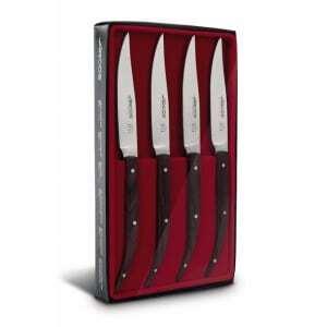 Coffret Couteaux à Steak 11 cm - Palissandre Arcos - 2