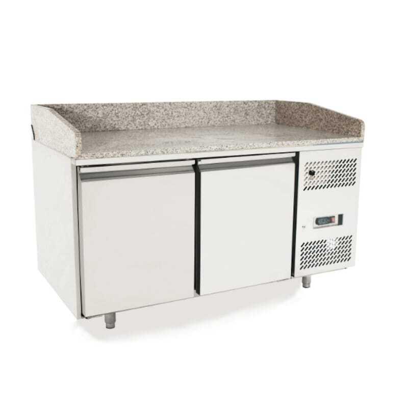 Meuble à Pizza 600x400 - 2 Portes