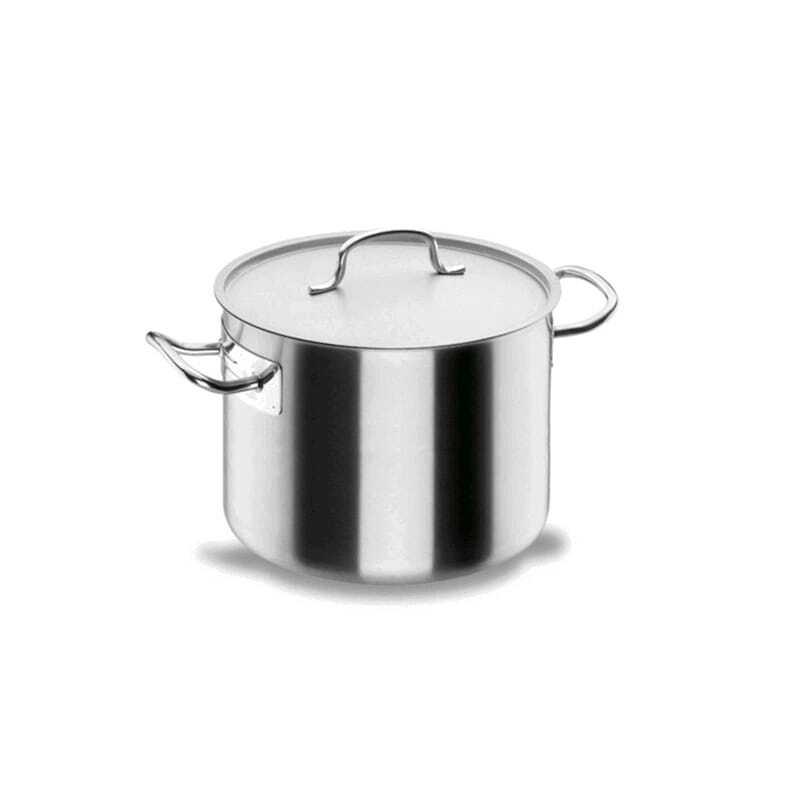 Marmite Basse Avec Couvercle - Chef Classic