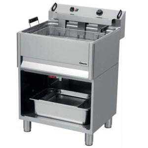 Friteuse à Beignets avec Soubassement - 30 L Bartscher - 1