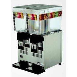 Distributeur de Boissons Réfrigérées - 2x12 Litres Santos - 2