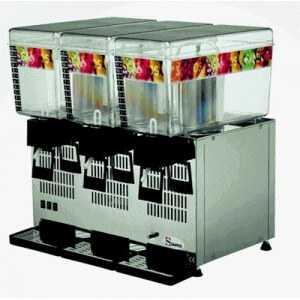 Distributeur de Boissons Réfrigérées - 3x12 Litres Santos - 2