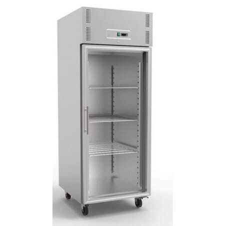 Armoire Réfrigérée Positive - 700 L avec Porte Vitrée FourniResto - 1