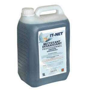 Liquide dégraissant à diluer - 5 litres