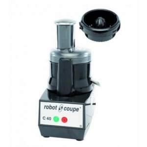 Extracteur de Jus et Coulis C40 - 12 Litres
