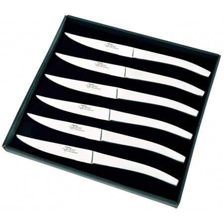 Coffret 6 couteaux de table Le Thiers Au Nain - 1