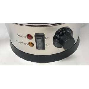 Distributeur d'Eau Chaude - 10 Litres Alpinox - 2