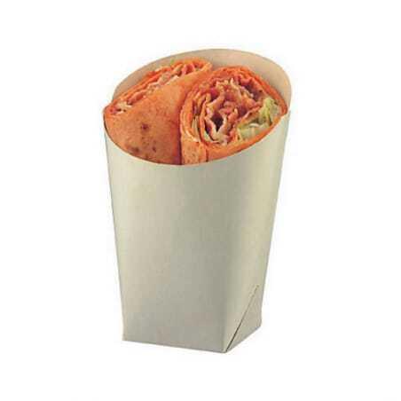 Pot Wrap Double - Lot de 1000 FourniResto - 1