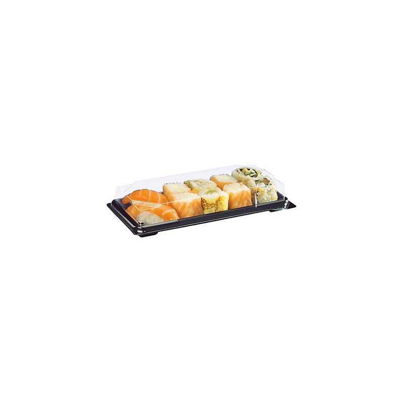 Boîte à Sushis 10-12 Pièces - Lot de 352 FourniResto - 1