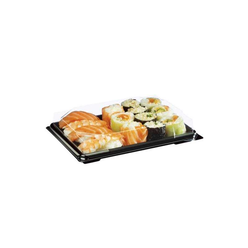 Boîte à Sushis 13-16 Pièces - Lot de 300 FourniResto - 1