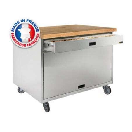 Meuble Parisien Boulangerie avec Tiroir à Céréales SOFINOR - 2