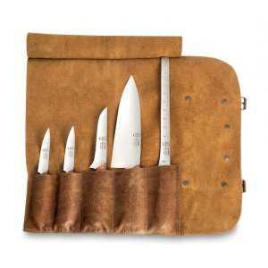 Trousse 5 Couteaux Bistronome Palissandre