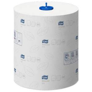 Rouleau Essuie-Mains Doux Advanced Blanc - Tork Matic® - Lot de 6 Tork - 3