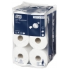 Papier Toilette Rouleau Advanced Blanc pour Mini Distributeur - Tork SmartOne - Lot de 12 Tork - 1