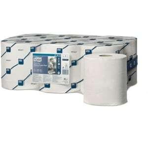 Papier d'Essuyage Plus - Tork Reflex™ - Lot de 6 Tork - 1