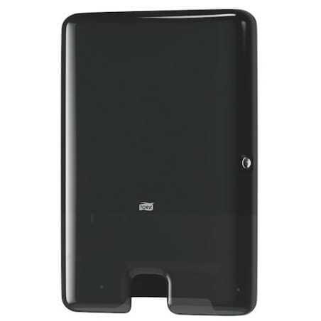 Distributeur pour Essuie-Mains interfoliés Noir - Tork Xpress® Tork - 1