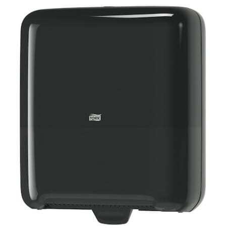 Distributeur pour Essuie-Mains Rouleau Noir - Tork Matic® Tork - 1