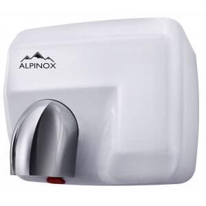 Sèche-Mains Automatique à Bec Blanc