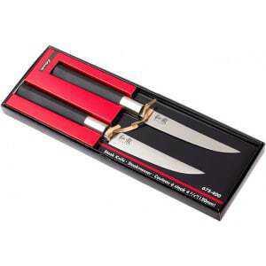 Set de 2 Couteaux à Steak Wasabi Black KAI - 1
