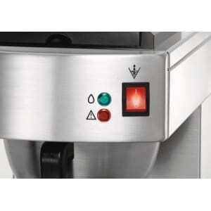 Machine à Café - Aurora 22 avec Thermos à Pompe Bartscher - 4