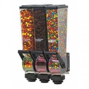 Distributeur d'Aliments Secs 3 X 2 L SERVER - 1
