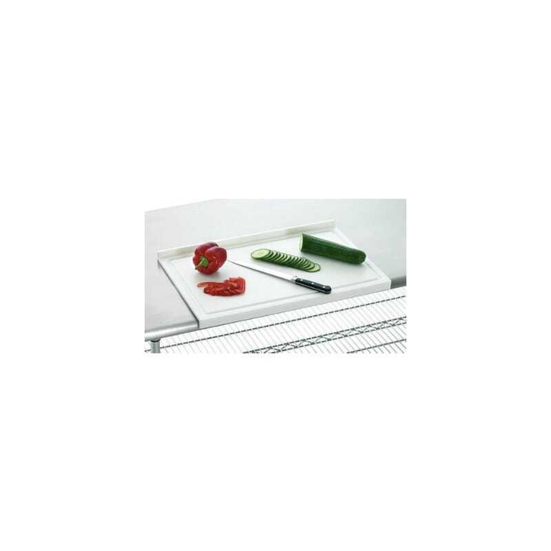 Planche à Découper Polyéthylène 58x37,5 Bartscher - 1