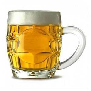 Verre à Bière avec Anse Britannia 28 cl - Lot de 36 Arcoroc - 1