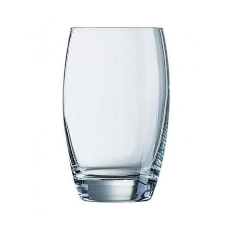 Gobelet Forme Haute Transparent Salto 50 cl - Lot de 6 Arcoroc - 1