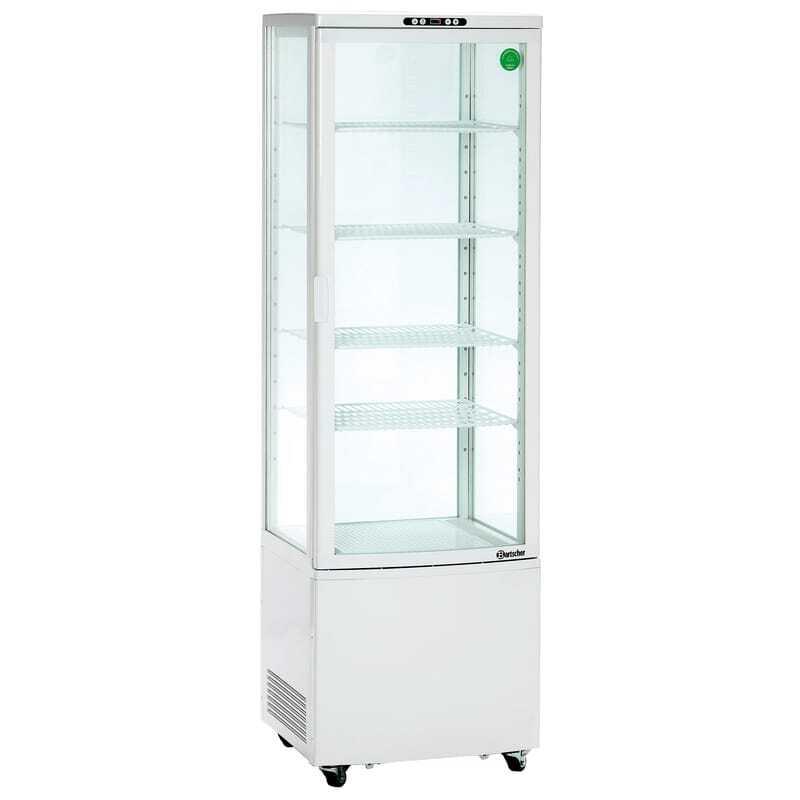 grande vitrine r 233 frig 233 r 233 e professionnelle pas cher 235 litres