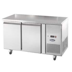 Table réfrigérée Profondeur 600 - 2 portes FourniResto - 1
