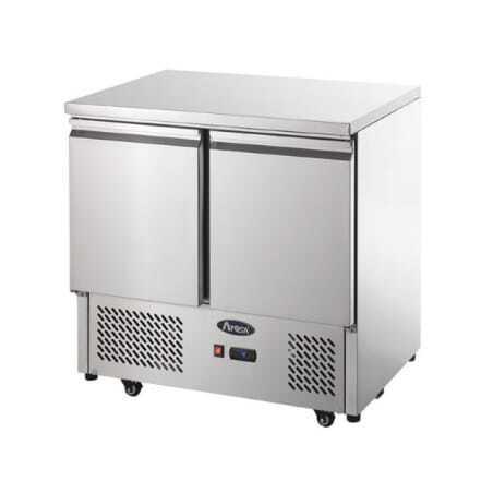 Table réfrigérée Compacte - 2 Portes FourniResto - 1