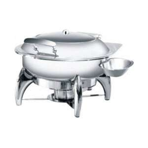 Chafing Dish Induction Rond FourniResto - 1