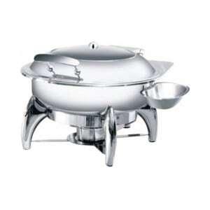 Chafing Dish Induction Rond FourniResto - 1