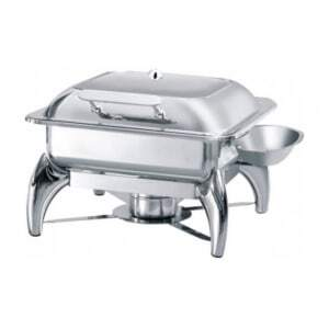 Chafing Dish Induction GN 2/3 FourniResto - 1