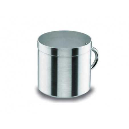 Pot-Cylindrique Professionnel - Chef-Aluminio - 3,2 à 6,2 L Lacor - 1