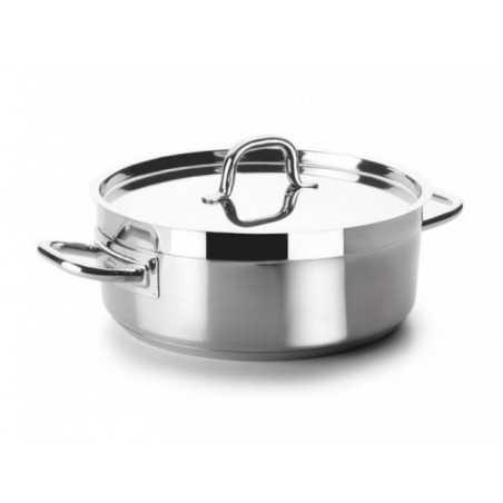 Faitout Professionnel Sans Couvercle - Chef Luxe Lacor - 1