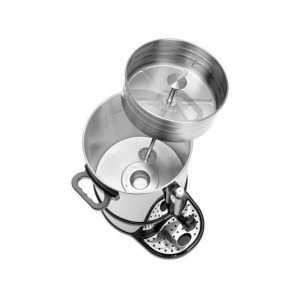 Percolateur 100 Tasses - PRO 100T Design Bartscher - 6