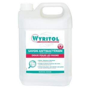 Savon Bactéricide Wyritol - 5L FourniResto - 1