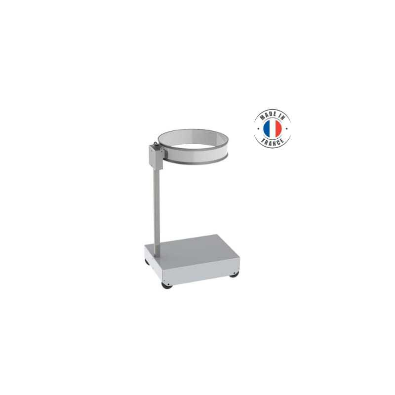 Support Sac Poubelle pour Table de Tri SOFINOR - 1