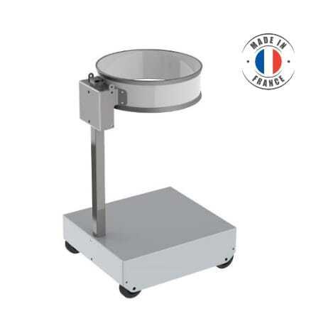 Support Sac Poubelle Pour Table de Tri Version Enfant SOFINOR - 1