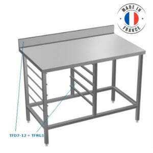 Option Rangement Plaques Pâtissières  - Pour Tables Sofinor SOFINOR - 1